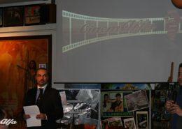 Museo del Manifesto Cinematografico (Milano) - 15 Dicembre 2013 cinemalfa associazione cinema italia alfa romeo alfisti