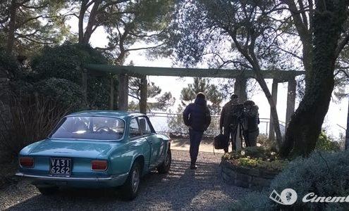 Documentario su Pier Paolo Pasolini - Lago di Como cinemalfa associazione cinema italia alfa romeo alfisti
