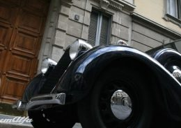 Antonia - film del regista F.C. Filomarino (Milano, 2013) cinemalfa associazione cinema italia alfa romeo alfisti