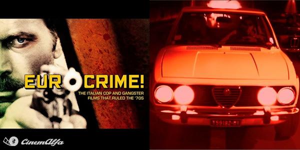 associazione cinemalfa Eurocrime - documentario sul poliziottesco di Mike Malloy - U.S.A. alfisti alfa romeo cinema italia