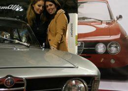 Milano Autoclassica - Febbraio 2013 - Fiera di Milano cinemalfa associazione cinema italia alfa romeo alfisti