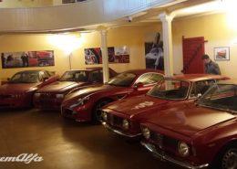 007 Raduno, un posto in prima fila - ottobre 2016 cinemalfa associazione cinema alfa romeo alfisti italia