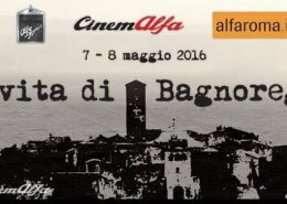013 Week end automobilistico - LA STRADA a Bagnoregio cinemalfa associazione alfa romeo cinema alfisti italia