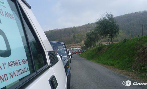 I miei primi 40 anni - raduno Alfa Romeo a Brescia associazione cinemalfa alfisti italia alfa romeo
