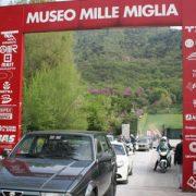 Rosso Alfa, Raduno al Museo Mille Miglia cinemalfa associazione cinema italia alfa romeo alfisti