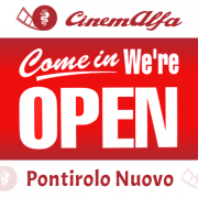 sabato in sede apertura area nord pontirolo nuovo CinemAlfa associazione cinema italia alfa romeo alfisti