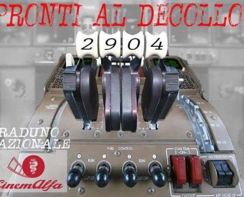 Raduno Soci CinemAlfa Lago di Bracciano 29-30 Aprile 2017 raduno 2017 cinemalfa