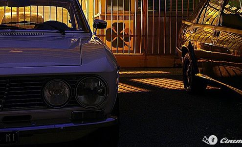 Incontro notturno ad Arese - 19 ottobre 2013 cinemalfa associazione cinema italia alfa romeo alfisti