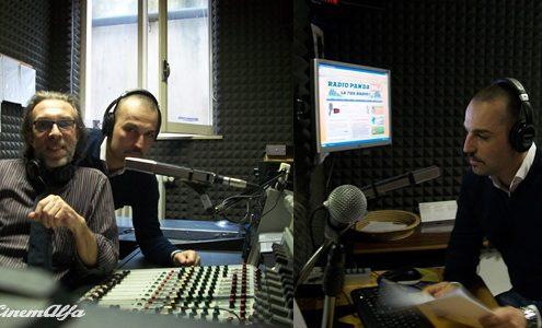 Disco Movie CinemAlfa associazione radio Una Splendida Giornata DJ Lord Renny