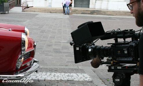 La dolce vita, documentario U.S.A brescia cinemalfa associazione alfisti italia cinema alfa romeo