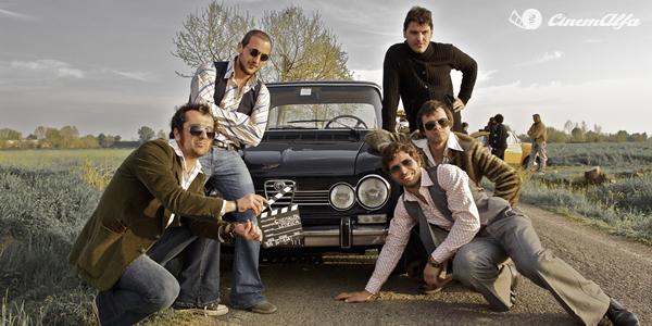 """Videoclip """"Sostanze"""" per Letifica Band associazione cinemalfa alfisti italia alfa romeo cinema"""