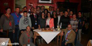 1 compleanno cinemalfa associazione alfisti alfa romeo italia