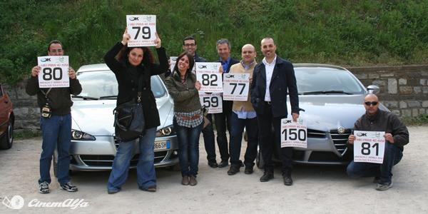 alfetta I miei primi 40 anni - raduno Alfa Romeo a Brescia associazione cinemalfa alfisti italia alfa romeo