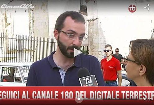 cinemalfa associazione alfisti italia cinema Bari, Basilicata e Alfa Romeo: intervista su TeleNorba