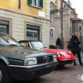 """Foto evento solidale """"Il giorno di Babbo Natale"""" a Treviglio - 11 dicembre 2016 cinemalfa associazione cinema italia alfa romeo alfisti"""