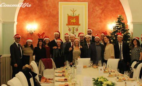 cene di natale 2014 cinemalfa associazione cinema italia alfa romeo alfisti